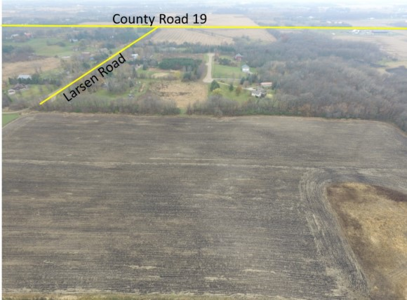 20 Acres in Corcoran